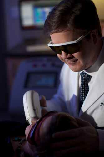 epilation laser dermatologue
